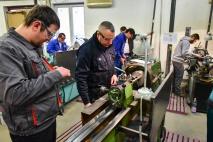 Gépi Forgácsoló + CNC gépkezelő tanfolyam