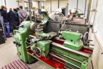 Gépi Forgácsoló + CNC gépkezelő OKJ tanfolyam